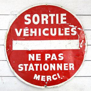 Franse verkeersborden