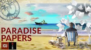 Paradise Paper in het Frans