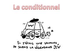 conditionnel francais